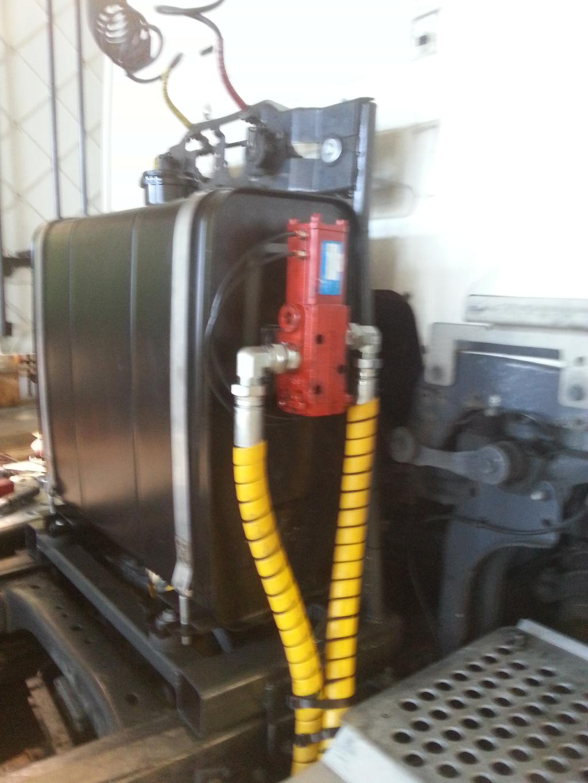 Scania G400   Tipper Wet Kit  Eler Hydraulic